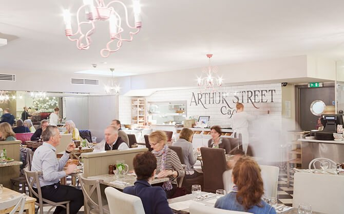 Visit Our Store In Arthur Street Belfast Avoca